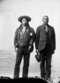 John Taylor and Dick Charlie