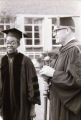 Gwendolyn Brooks was an American poet, author, and teacher, the first African American to win the Pulitzer prize. Brooks visited IWU five times between 1972 and 1999