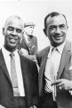 Roy Wilkins and Cecil B. Moore