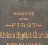 History of the First African Baptist Church
