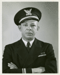 Thumbnail for Photograph of Lieutenant Clarence Samuels of the United States Coast Guard, the highest ranking African American officer in the Navy