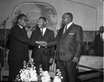 Dr. King, Los Angeles, 1960