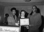 Black Women's Forum, Ambassador Hotel, Los Angeles, 1984