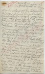 Carl H. Henderson to [James Meredith] (Undated)