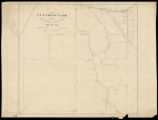 Map of the Z. T. Watkins farm at Ooltewah Junction, James Co., Tenn.
