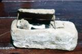 """Clay sculptures by James """"Son"""" Thomas circa 1971.(Box 7)"""