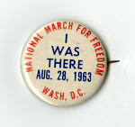 National March for Freedom I Was There