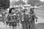 People participating in the 1986 y-Walk