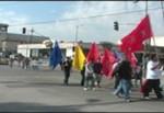 Pilipino Veterans Day parade