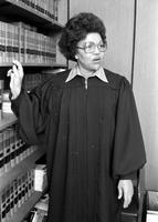 Ford, Geraldine Bledsoe; Recorders Court Judge