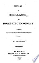 Essays of Howard on domestic economy