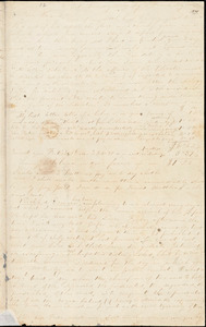 Thumbnail for Letter from William Watkins, [Baltimore, Maryland], to William Lloyd Garrison, [1835] July 20