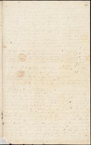 Letter from William Watkins, [Baltimore, Maryland], to William Lloyd Garrison, [1835] July 20