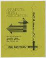 1979 Minnesota Library Association annual conference program, Moorhead, Minnesota