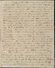 Copy of Mr Emersons minutes, Nov. 1, 1845, Lyceum met [meeting] [manuscript]