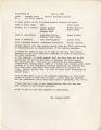 Walker -- COFO Federal Programs Project (Samuel Walker Papers, 1964-1966; Archives Main Stacks, Mss 655, Box 1, Folder 8)