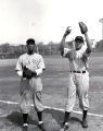 Barney Brown and another Philadelphia Stars Player