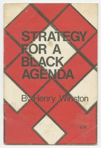 Strategy for a Black Agenda