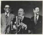 Richard J. Daley, City Treasurer Bertrand and Michael Bilandic