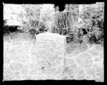 Burrel Hemphill tombstone