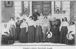 Women's Bible training class