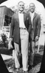 Ralph Bunche and Charles Matthews