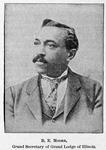 R. E. Moore; Grand Secretary of Grand Lodge of Illinois