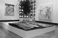 Association of Hispanic Arts gallery show, Columbus Circle