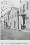City slum, Tradd Street, Charleston, S.C