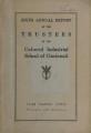 ...annual report of the trustees of the Colored Industrial School of Cincinnati [1919]