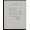Letter of thanks from the Colored Orphanage of North Carolina to State Senator Wade H. Phillips