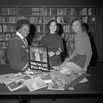 Memorabilia from National Women's Conference