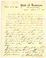Andrew Johnson Correspondence