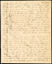 Partial letter to Maria Weston Chapman] [manuscript