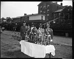 Howard U[niversity] R.O.T.C. Awards Winners, May 1964 [cellulose acetate photonegative]