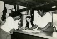 Phyllis Sherrill and Deborah Ivy