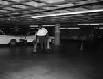 Robert C. Jr. Music Ctr. Garage, Los Angeles, 1970