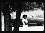 Unidentified girl