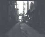 Printer's Alley, Nashville, Tennessee, 1958 February