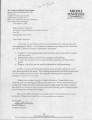 St. Mark United Primitive Baptist Church: correspondence 2