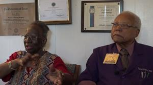 Oral History Interview with Dallas and Carol Pierre, June 6, 2016