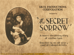 """The secret sorrow"""