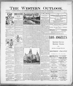 The Western Outlook. (San Francisco, Oakland and Los Angeles, Calif.), Vol. 22, No. 17, Ed. 1 Saturday, January 15, 1916 The Western Outlook