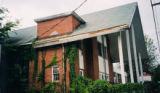 New Pilgrim Baptist Church: view from street