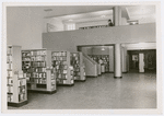 Interior view of the first floor of the 135th Street Branch Library