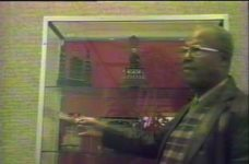 Video of Ulysses Davis, Exhibition at Atlanta University Center, Atlanta, Georgia, 1986 December 18