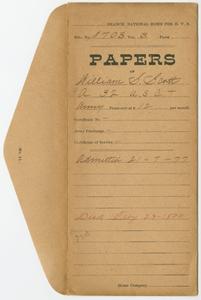 Case File of William S. Scott