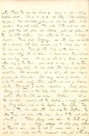 Thumbnail for Thomas Butler Gunn Diaries: Volume 6, page 59, August 13, 1853