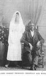 John Robert Thirgood Christian and wife