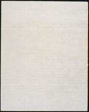 Letter to] Dear Br. [manuscript